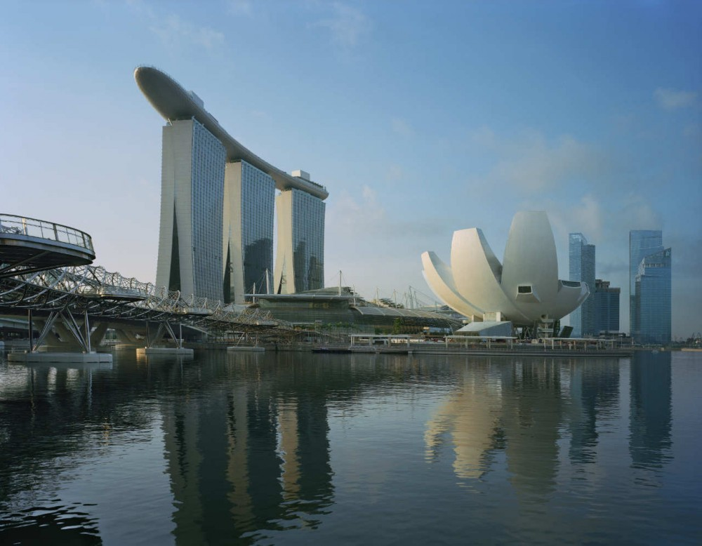 Artscience Museum In Singapore / Safdie Architects