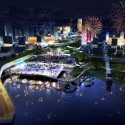 -¬ POPULOUS GÇô Nanjing 2014 Youth Olympic Games Masterplan (2) © Populous