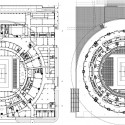 In Progress: China National Tennis Center / Atelier 11 © Atelier 11