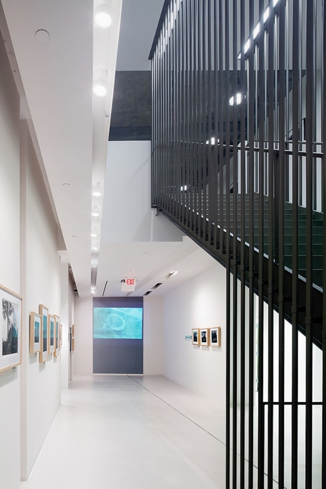 Ansel Adams Gallery / Group Goetz Architects