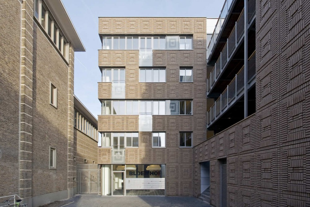 The Intense City / Architectenbureau Marlies Rohmer