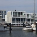 Floating Houses In IJburg / Architectenbureau Marlies Rohmer © Luuk Kramer