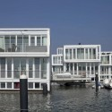 Floating Houses In IJburg / Architectenbureau Marlies Rohmer Floating Houses In IJburg / Architectenbureau Marlies Rohmer
