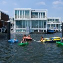 Floating Houses In IJburg / Architectenbureau Marlies Rohmer © Roos Aldershoff