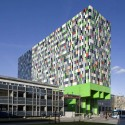 380 Student Units And Public Space Design / Architectenbureau Marlies Rohmer © Scagliola en Brakkee