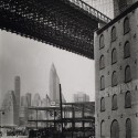 AD Classics: The Brooklyn Bridge / John Roebling Brooklyn Bridge 1936 Courtesy of Flickr CC License / Berenice Abbott