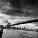 AD Classics: The Brooklyn Bridge / John Roebling Courtesy of Flickr CC License / Randy Lemoine Photography
