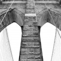 AD Classics: The Brooklyn Bridge / John Roebling Courtesy of Flickr CC License / s j pinkey