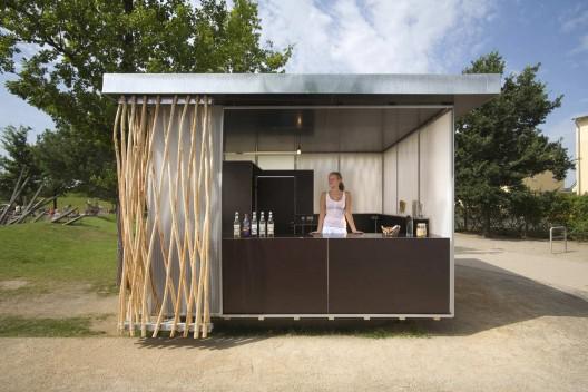 Woodwork wooden kiosk plans pdf plans for Garden kiosk designs