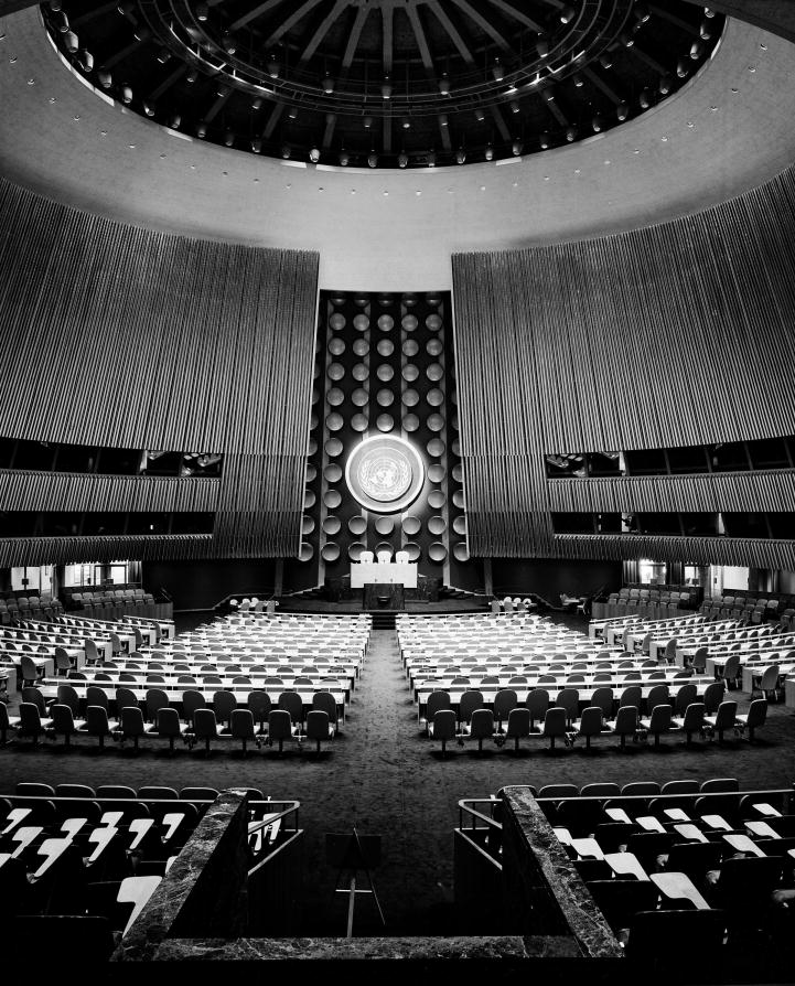 AD Classics: United Nations / Wallace K. Harrison