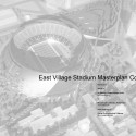 San Diego Stadium Master Plan / de bartolo + rimanic design studio and McCullough Landscape Architecture Cover Page