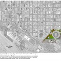 San Diego Stadium Master Plan / de bartolo + rimanic design studio and McCullough Landscape Architecture Locality Map