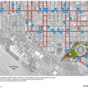 San Diego Stadium Master Plan / de bartolo + rimanic design studio and McCullough Landscape Architecture Bus Routes