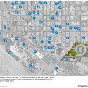 San Diego Stadium Master Plan / de bartolo + rimanic design studio and McCullough Landscape Architecture Parking Map