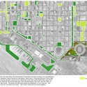 San Diego Stadium Master Plan / de bartolo + rimanic design studio and McCullough Landscape Architecture Green Space