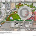 San Diego Stadium Master Plan / de bartolo + rimanic design studio and McCullough Landscape Architecture Urban Fabric