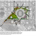 San Diego Stadium Master Plan / de bartolo + rimanic design studio and McCullough Landscape Architecture Linkage to surroundings