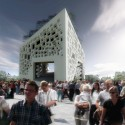 Nordhavnen Pixel City / HTDSTUDIO DESIGNOFFICE Courtesy HTDSTUDIO DESIGNOFFICE