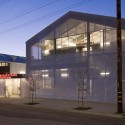 California College of the Arts Graduate Center / Jensen Architects/Jensen & Macy Architects © Mark Luthringer