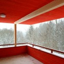 Red House / JVA © Nils Petter Dale