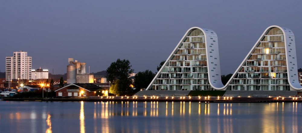 The Wave / Henning Larsen Architects