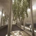 Ain Ghazal Interpretation Park / Rasem Kamal © Rasem Kamal