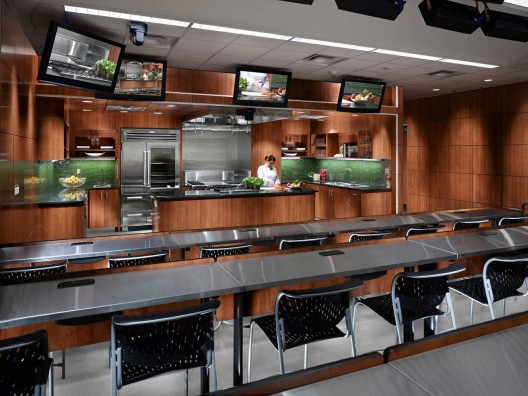 Institute for the Culinary Arts / HDR Architecture | ArchDaily