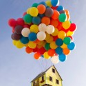 Balloon House Takes Flight Courtesy of National Geographic Channel