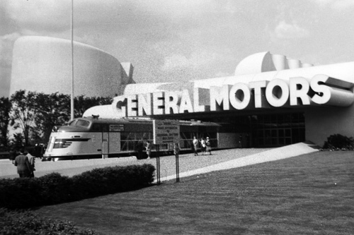Designing Tomorrow: America's World's Fairs of the 1930s
