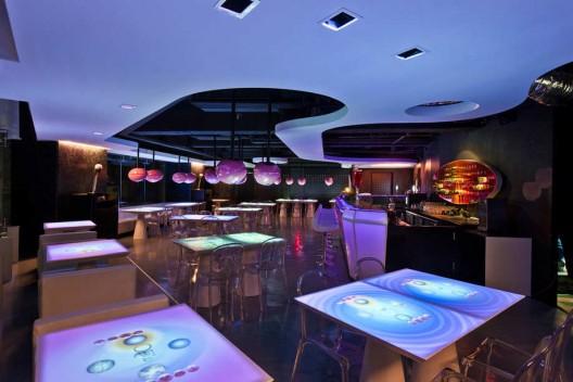 Mojo iCuisine Interactive Restaurant
