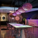 MOJO Icusine Interactive Restaurant / Moxie Design  Moxie Design