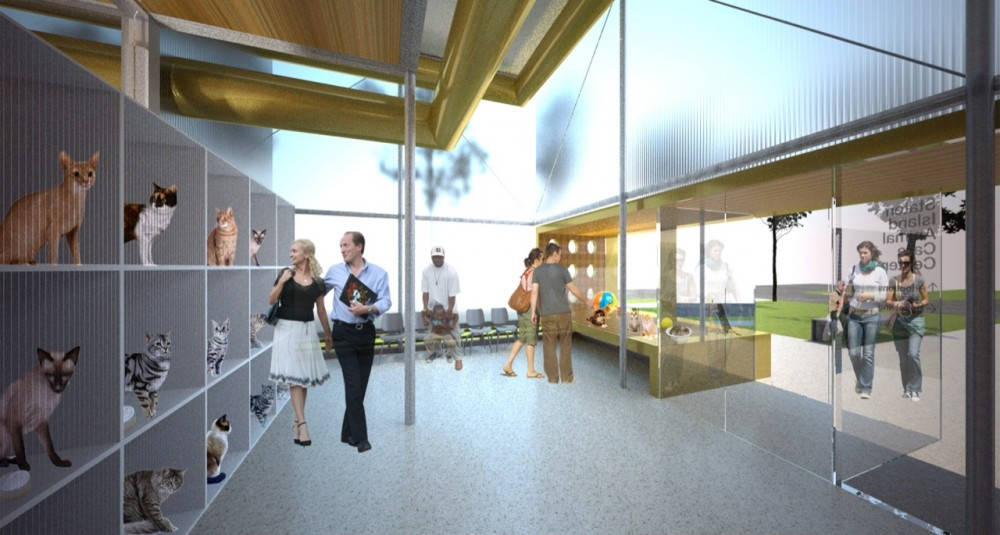 In Progress: Staten Island Animal Care Center / Garrison Architects