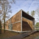 Juvenile Pavilion / UArchitects  Norbert van Onna