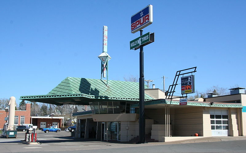 AD Classics: R.W. Lindholm Service Station / Frank Lloyd Wright