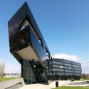 Headquarters der Uniopt Pachleitner Group / GS Architects © Gerald Liebminger