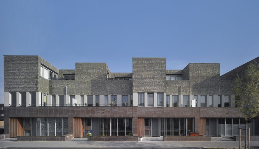 Housing in Leiden / SNITKER/BORST/ARCHITECTEN/