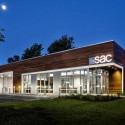 SAC Federal Credit Union / Leo A Daily  Courtesy of Leo A Daly