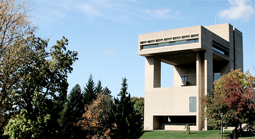 AD Classics: Herbert F. Johnson Museum of Art, Cornell University / I.M. Pei