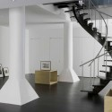 28 Old Fulton Street / Nandinee Phookan Architects  Tom Judge Photography