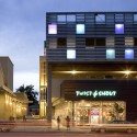 Lowenstein Cultural Center / Semple Brown Design  Ron Pollard