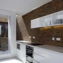 Brick A Back House / Architecture Republic © Paul Tierney Photography