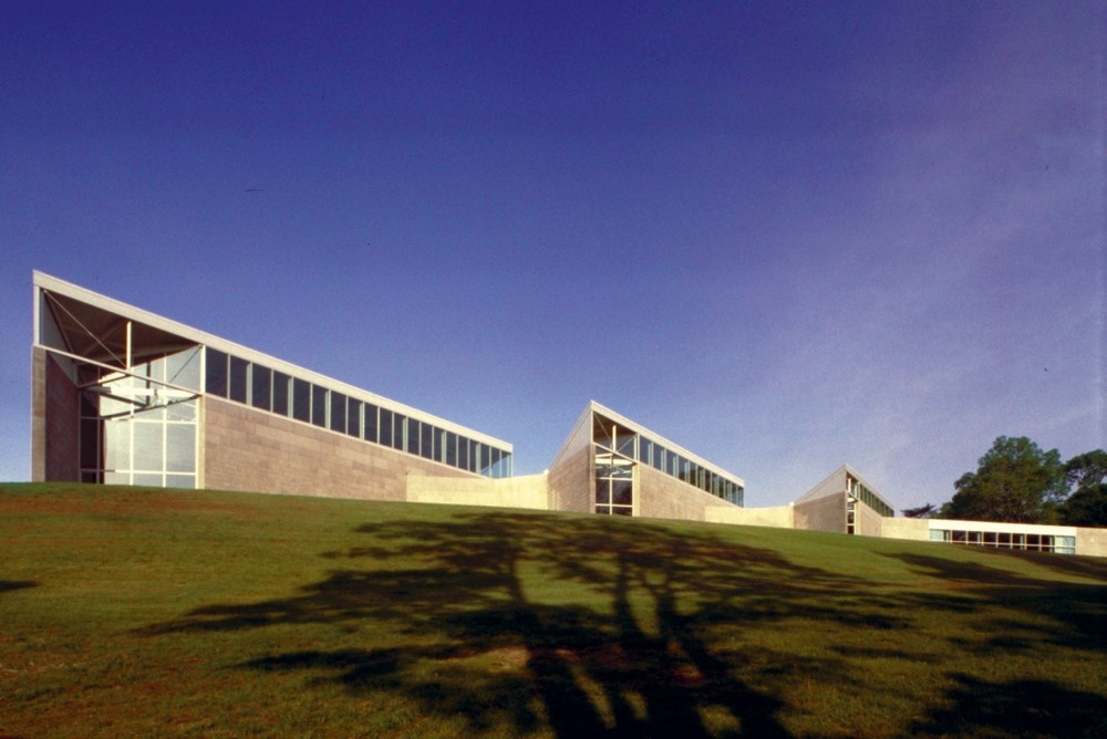 AD Classics: Miami University Art Museum / SOM