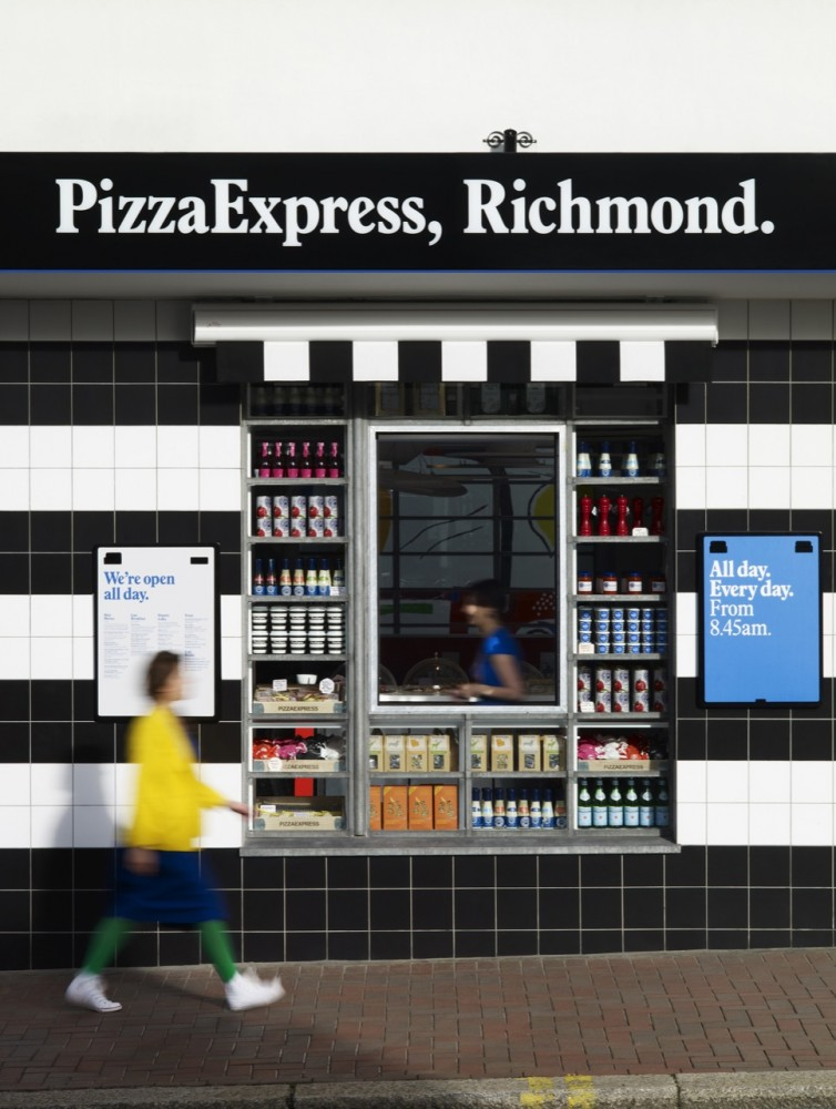 PizzaExpress / Ab Rogers Design