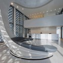 BMCE Headquarters / Foster + Partners © Nigel Young / Foster + Partners