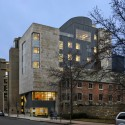 Yale Art + Architecture Building / Gwathmey Siegel & Associates Architects © Peter Aaron/Esto
