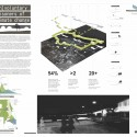 Network Reset: Rethinking the Chicago Emerald Necklace (in)voluntary prisoners of climate change / Aptum Architecture Courtesy of Aptum Architecture