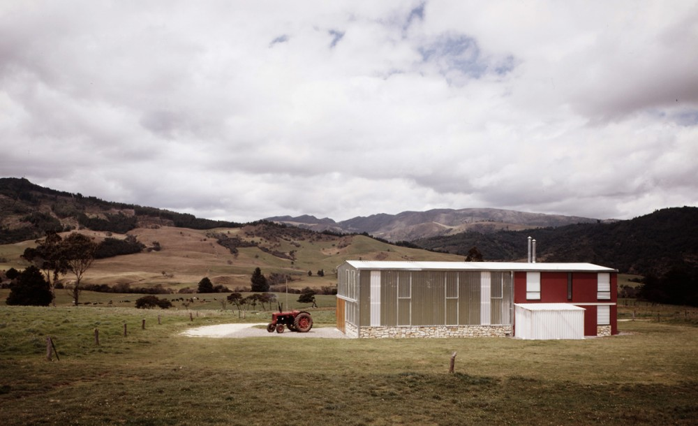 Barn House / Oficina Informal
