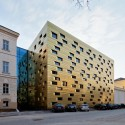 Courthouse And Public Square / Christian Kronaus + Erhard An-He Kinzelbach © Thomas Ott