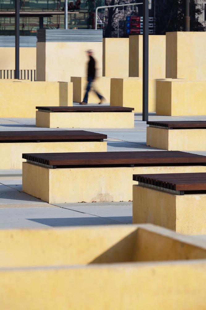 Courthouse And Public Square / Christian Kronaus + Erhard An-He Kinzelbach © Thomas Ott