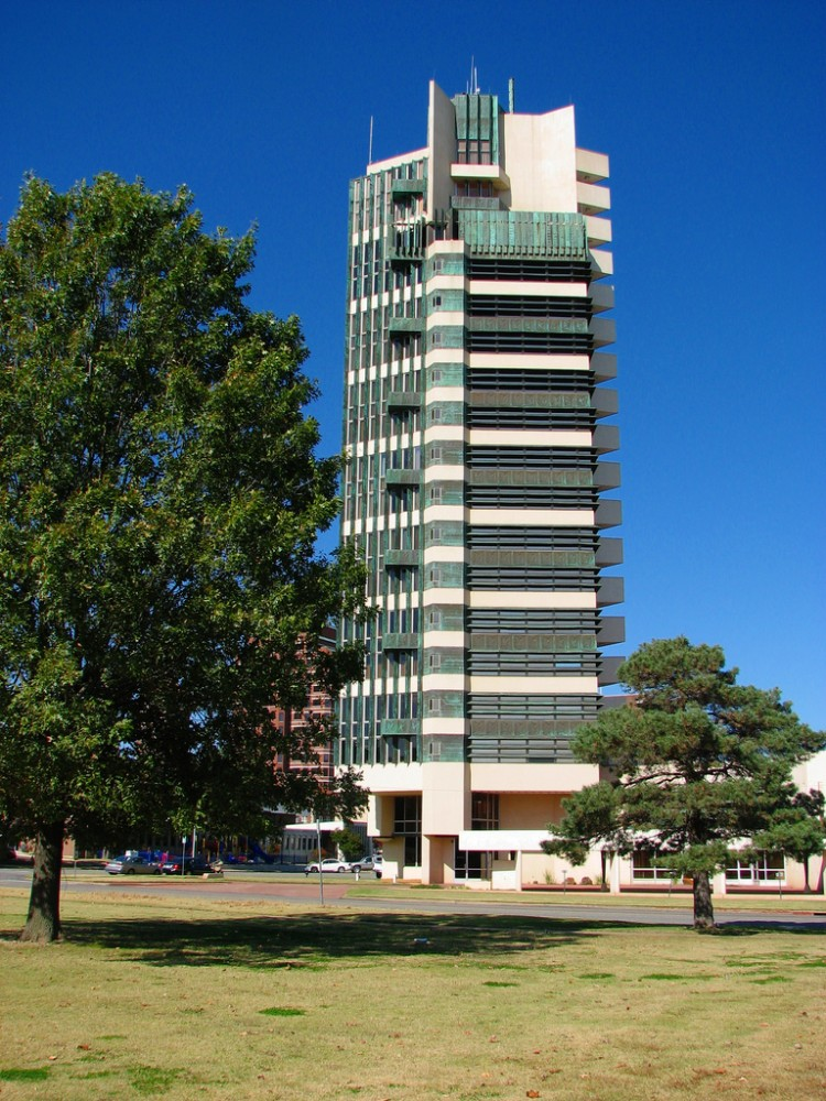 AD Classics: Price Tower / Frank Lloyd Wright